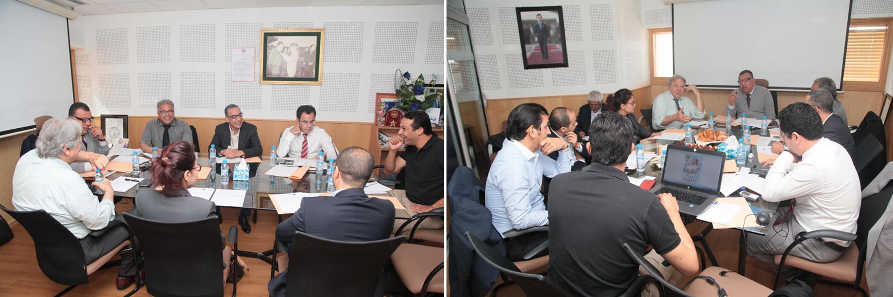 Photo réunion ARTI V2